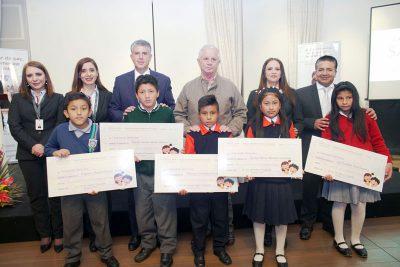 """Premiación Segundo Concurso Infantil """"Alegrando Vidas"""""""
