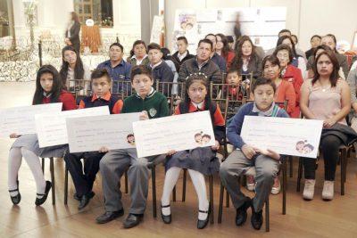 """Galería Premiación Segundo Concurso Infantil """"Alegrando Vidas"""""""
